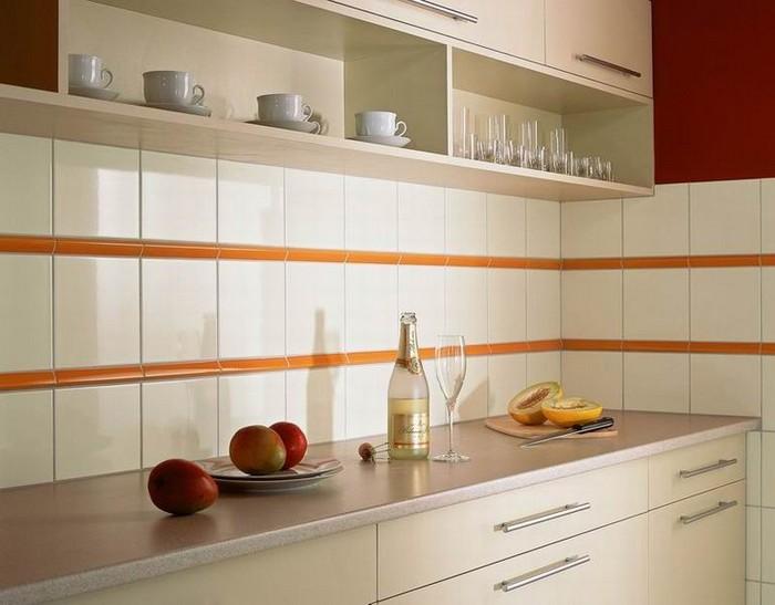 Керамическая плитка в интерьере вашего дома 36