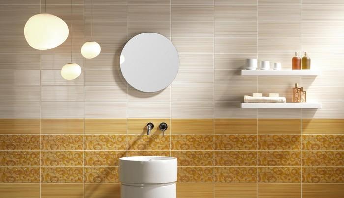 Керамическая плитка в интерьере вашего дома 43