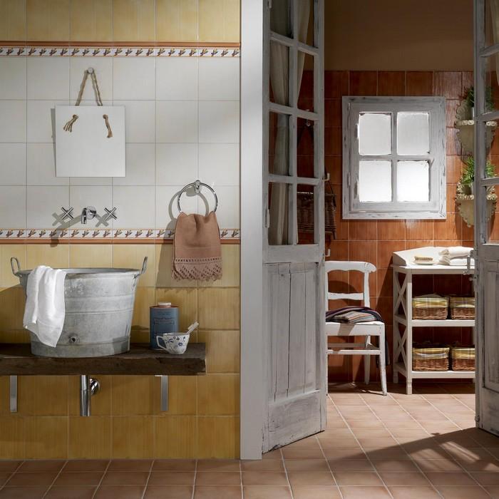 Керамическая плитка в интерьере вашего дома 46