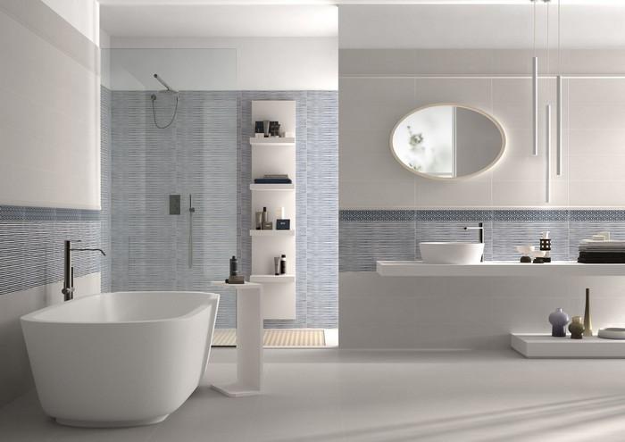 Керамическая плитка в интерьере вашего дома 52