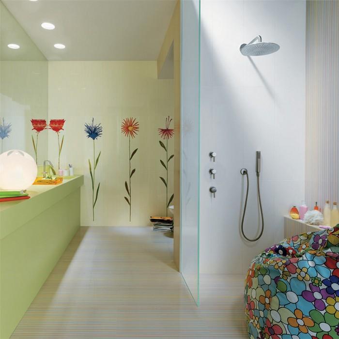 Керамическая плитка в интерьере вашего дома 53