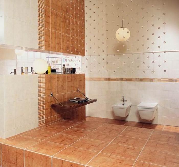 Керамическая плитка в интерьере вашего дома 59