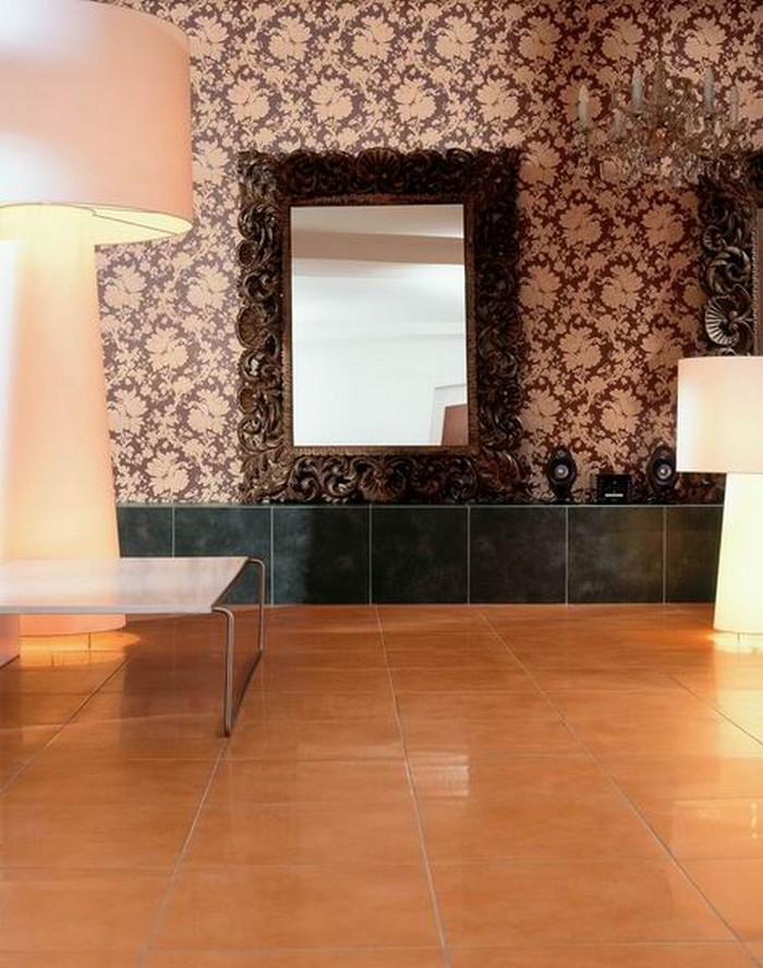 Керамическая плитка в интерьере вашего дома 76