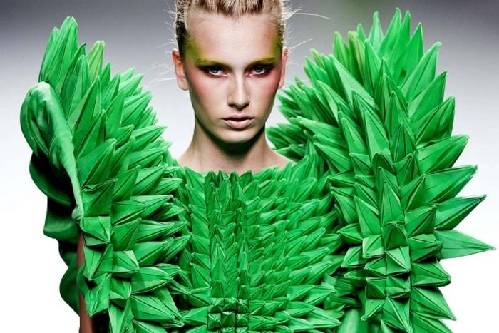 Необычные модные тренды 2012 года 5