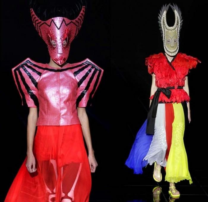 Необычные модные тренды 2012 года 14
