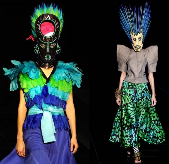 Необычные модные тренды 2012 года 15