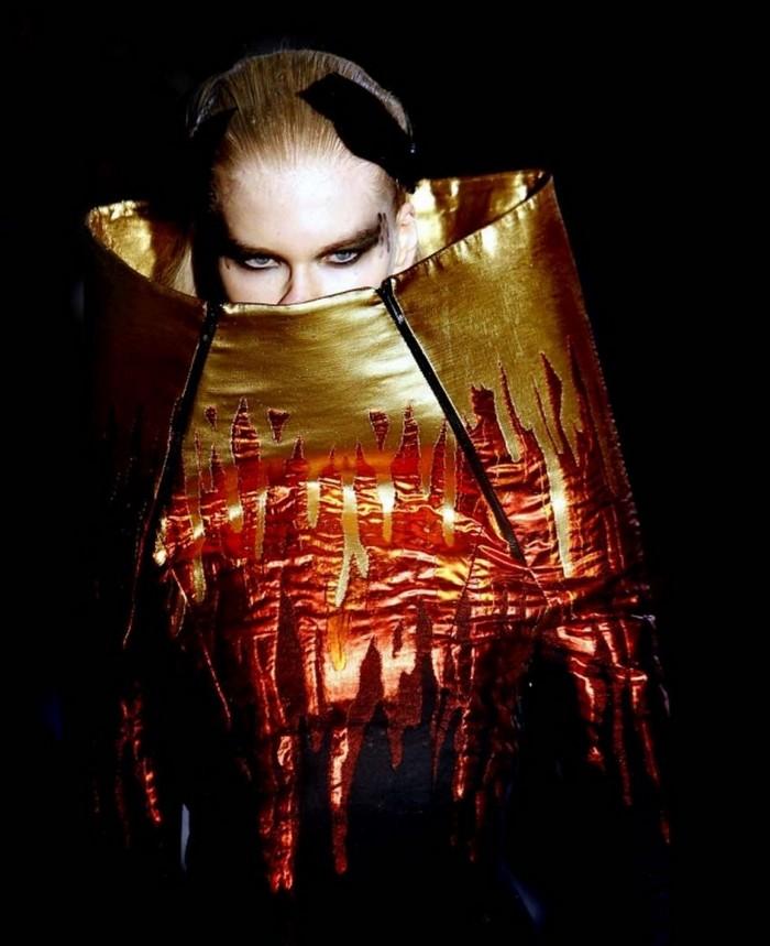 Необычные модные тренды 2012 года 22