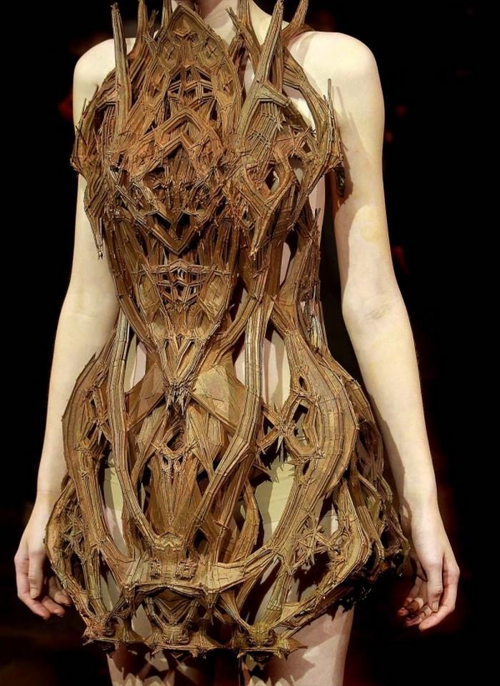 Необычные модные тренды 2012 года 27