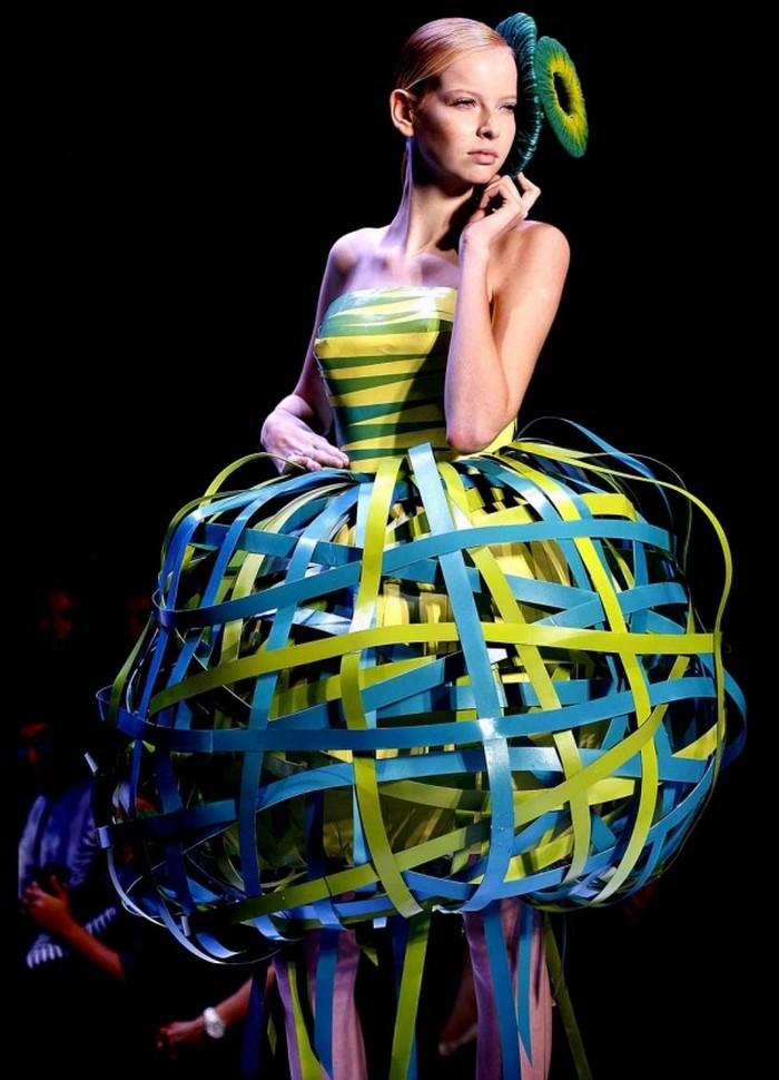 Необычные модные тренды 2012 года 30