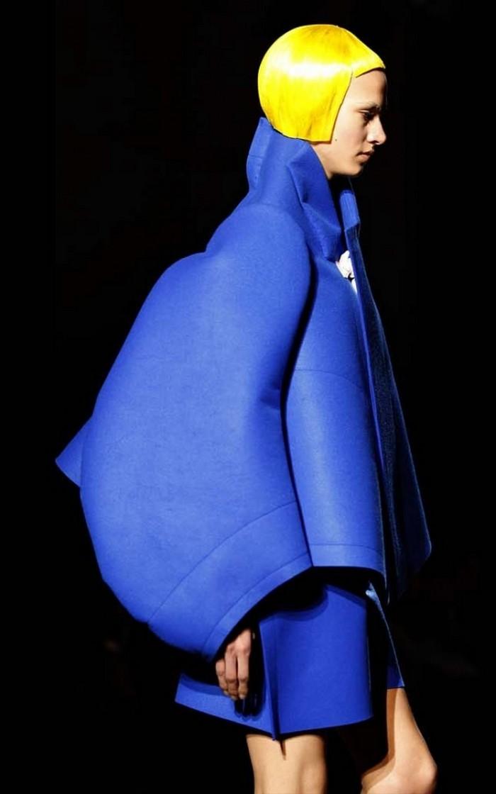 Необычные модные тренды 2012 года 35