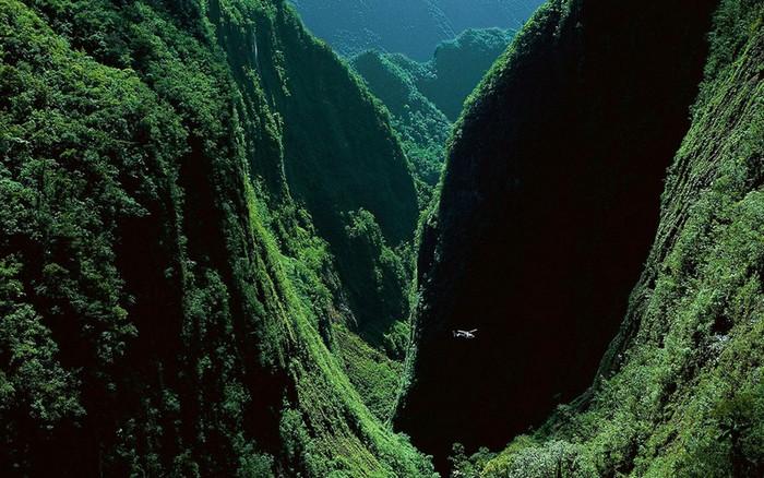 Фото-путешествие в каньон Тру де Фер 13