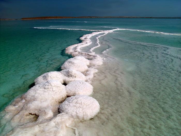 Целебная вода Мертвого моря 1