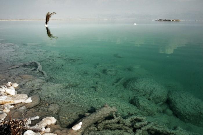 Целебная вода Мертвого моря 3