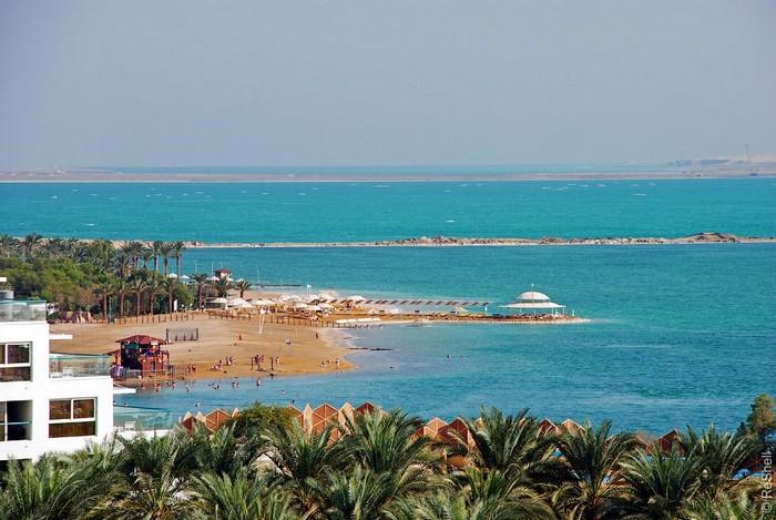 Целебная вода Мертвого моря 5