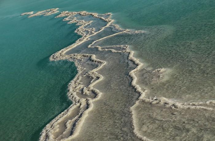 Целебная вода Мертвого моря 6