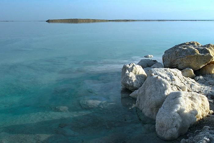 Целебная вода Мертвого моря 8