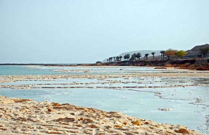 Целебная вода Мертвого моря 9