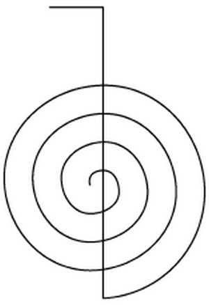 Загадочные символы рейки 1