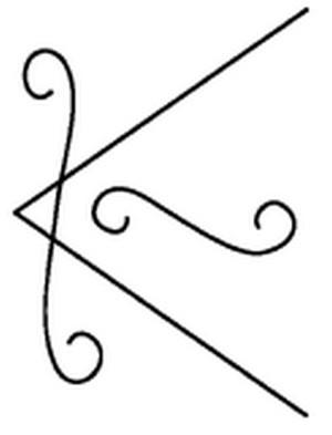 Загадочные символы рейки 8