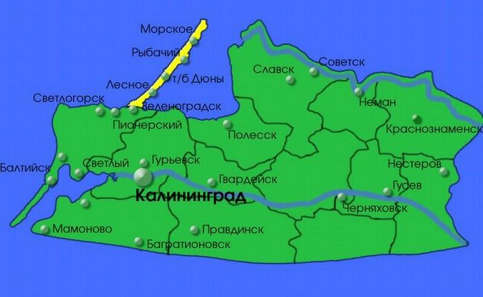 Удивительный национальный парк Куршская Коса 5