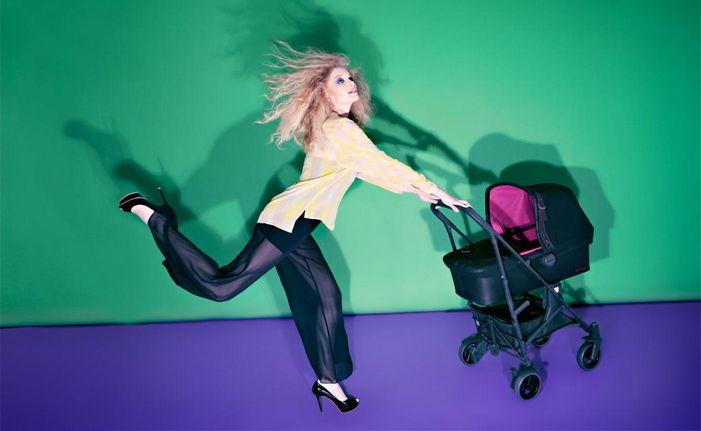 Нелегкий выбор детских колясок 1