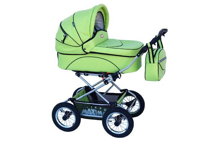 Нелегкий выбор детских колясок 2