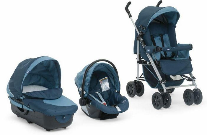 Нелегкий выбор детских колясок 4
