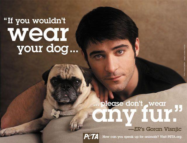 Креативная реклама от PETA 6