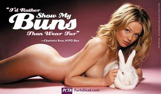 Креативная реклама от PETA 15