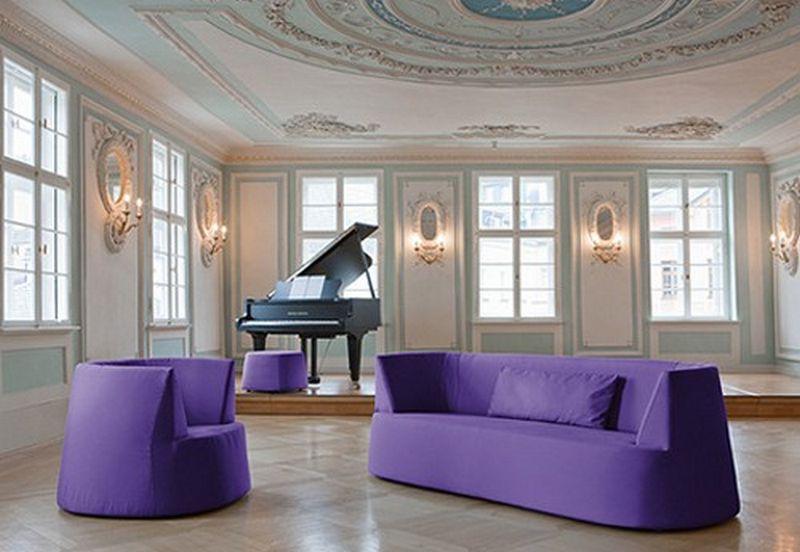 Рояль в интерьере вашего дома 1