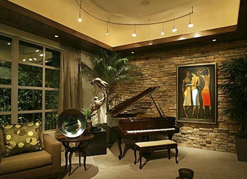 Рояль в интерьере вашего дома 20