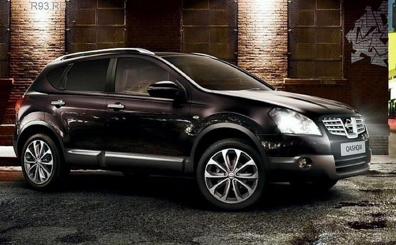 Красивый тюнинг Nissan Qashqai 6
