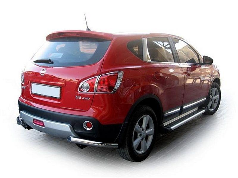 Красивый тюнинг Nissan Qashqai 12