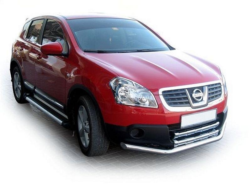 Красивый тюнинг Nissan Qashqai 13