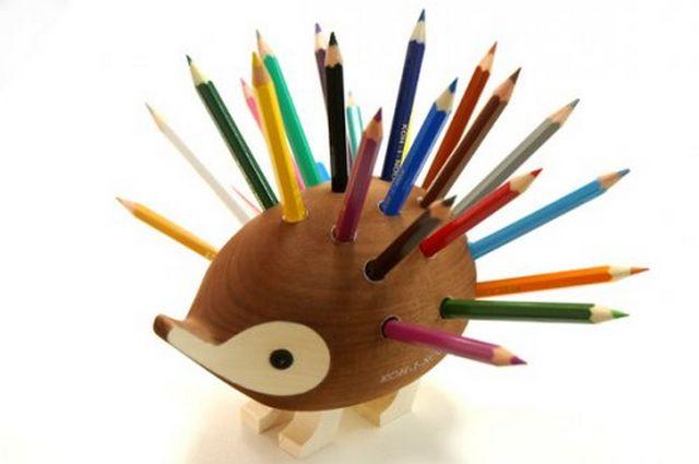 Креативная канцелярия - отличный подарок к Новому Году 21