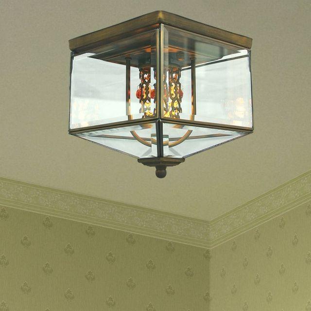Выбираем светильник для коридора - советы и рекомендации 15