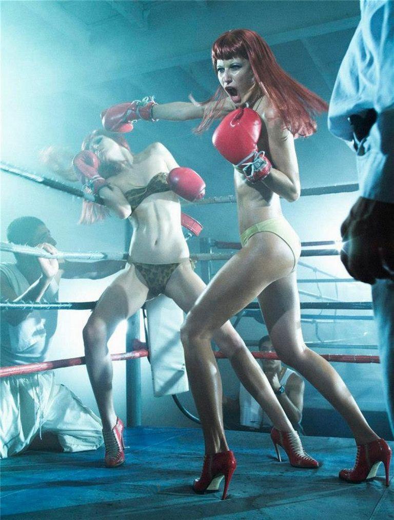 Знаменитый фэшн-фотограф Steven Meisel 1