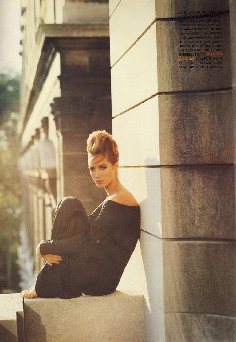 Знаменитый фэшн-фотограф Steven Meisel 4