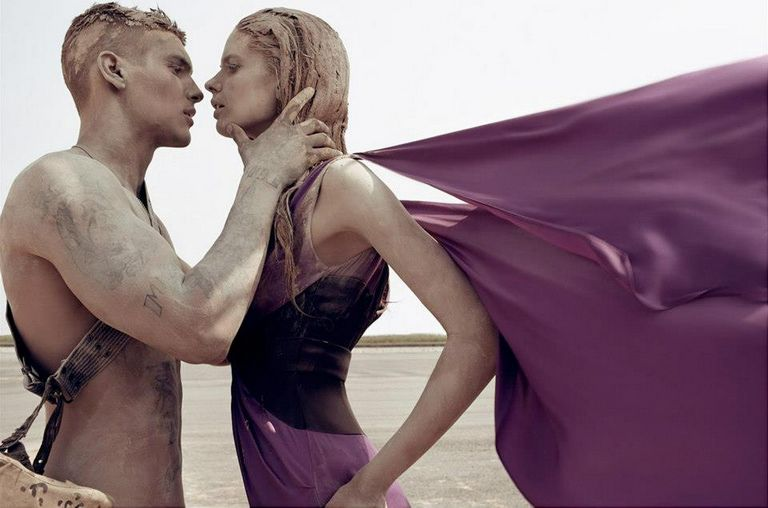 Знаменитый фэшн-фотограф Steven Meisel 8