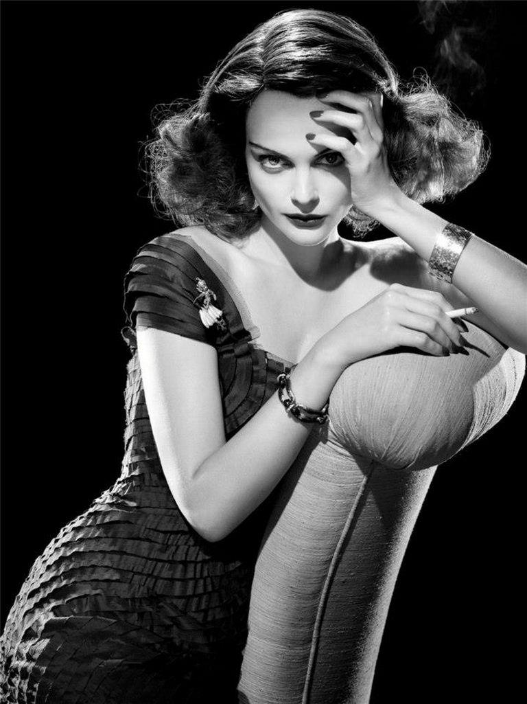 Знаменитый фэшн-фотограф Steven Meisel 9