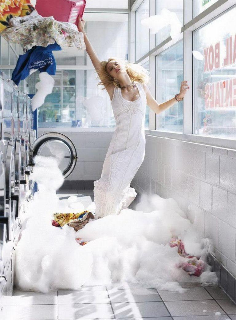 Знаменитый фэшн-фотограф Steven Meisel 10