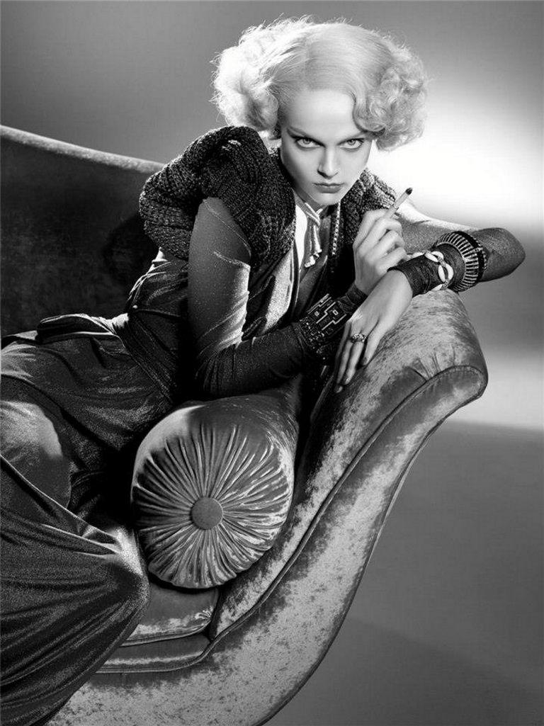 Знаменитый фэшн-фотограф Steven Meisel 11