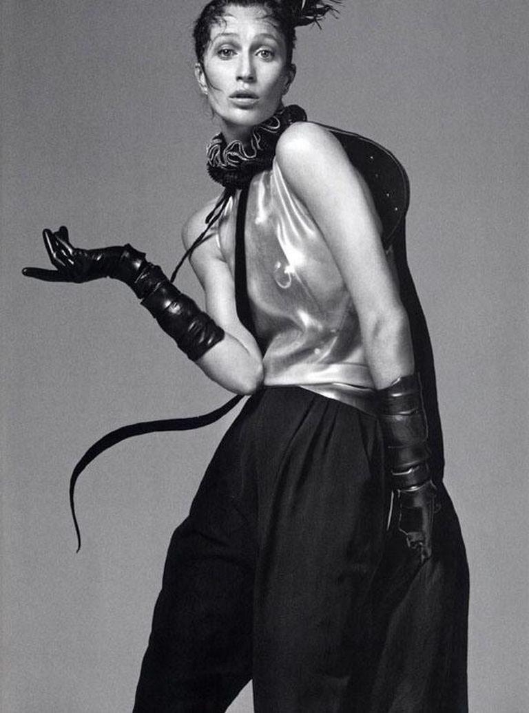 Знаменитый фэшн-фотограф Steven Meisel 19