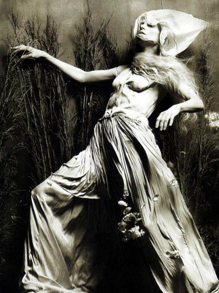 Знаменитый фэшн-фотограф Steven Meisel 23
