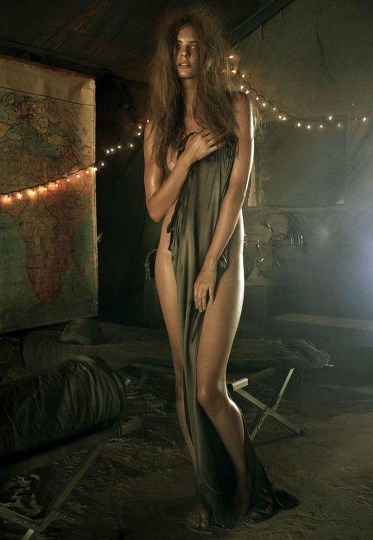 Знаменитый фэшн-фотограф Steven Meisel 25