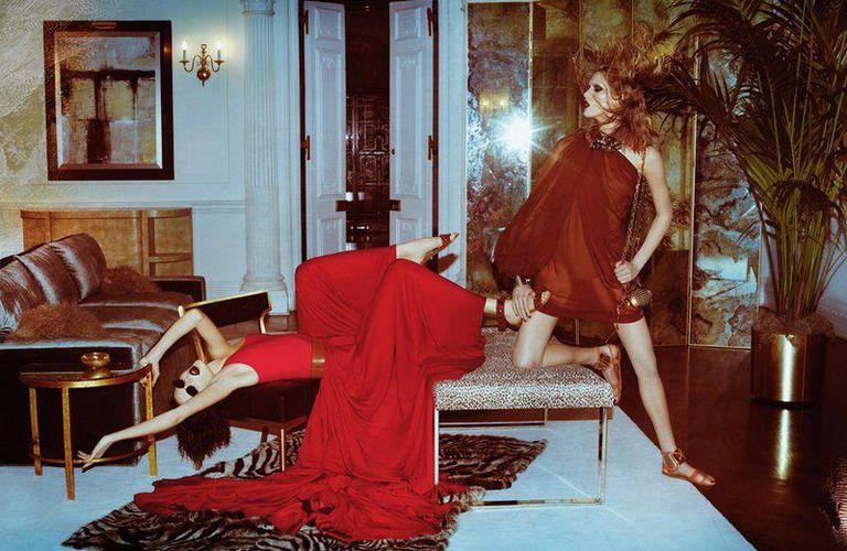 Знаменитый фэшн-фотограф Steven Meisel 30