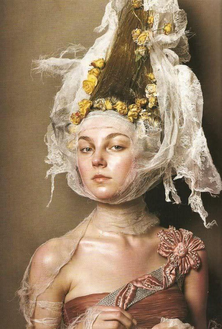 Знаменитый фэшн-фотограф Steven Meisel 42