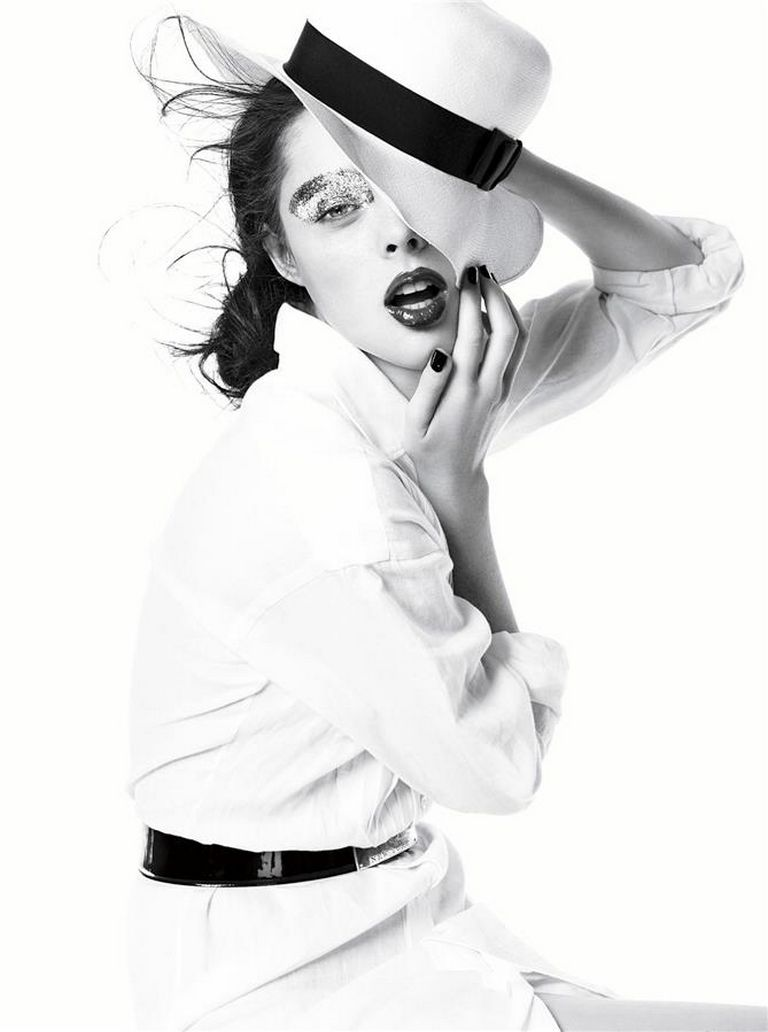 Знаменитый фэшн-фотограф Steven Meisel 45