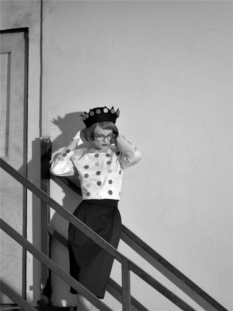 Знаменитый фэшн-фотограф Steven Meisel 60