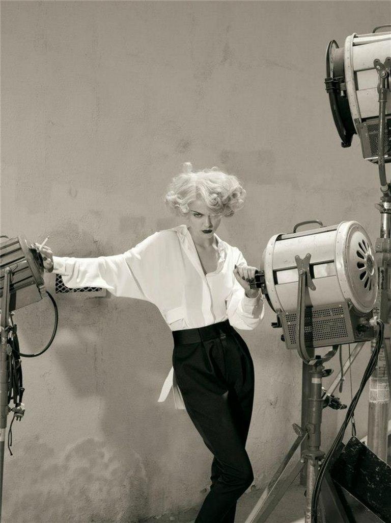Знаменитый фэшн-фотограф Steven Meisel 66